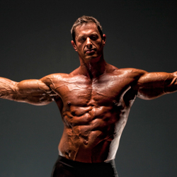 "Vincent ""VJ"" Hils, Body Building Champion"