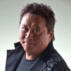 Robert Kiyosaki - author / life coach